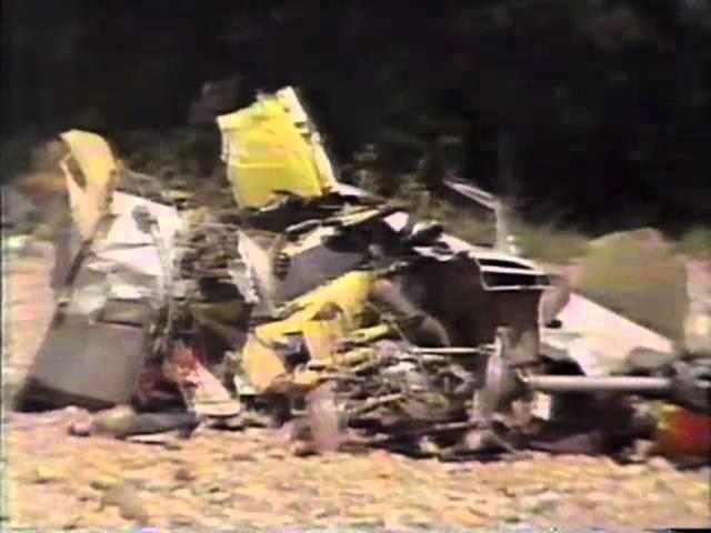 Вертолет, на котором летел Вон, разбился через несколько десятков секунд после взлета, столкнувшись со склоном горы. Взрыва и пожара от удара не было, но все летевшие в этом вертолете погибли мгновенно.
