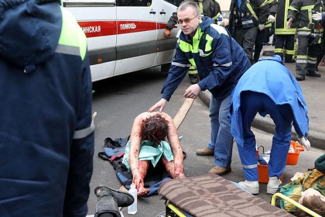 В результате террористической атаки общее число жертв составило 41 человек, раненых - 88 человек, 73 человека были госпитализированы с травмами различной степени тяжести.