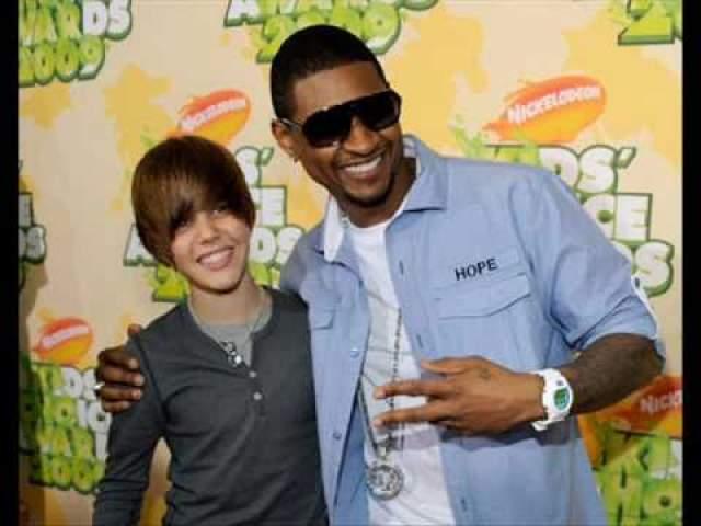 В Атланте контракт молодому исполнителю предложил сам Ашер, и звезда Бибера засияла в полную силу.