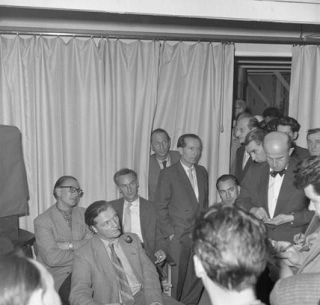 В августе 1950 года вышло постановление о прекращении работ по ракетам силами немецких специалистов и отправке их в ГДР.