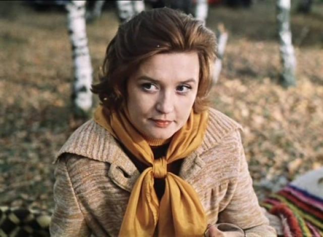Катерина Тихомирова - Вера Алентова .