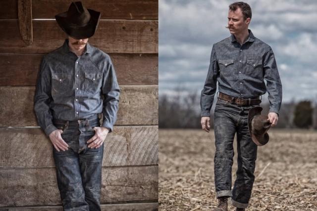 В гардеробе среднего американца насчитывается 7 пар джинсов.