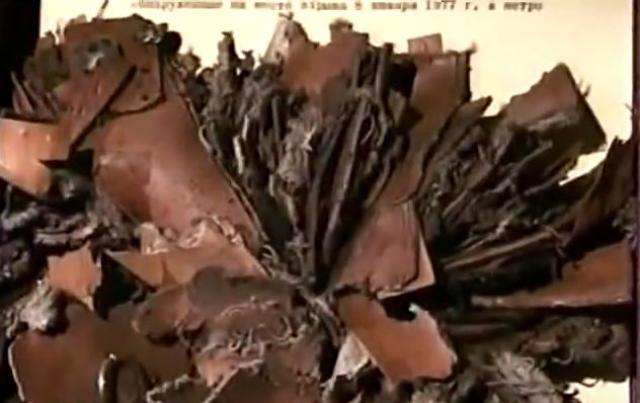 Было установлено место изготовления кожзаменителя одной из сумок, в которой помещалась бомба, но список предприятий – получателей этой кожи умещался на двух листах убористого текста.