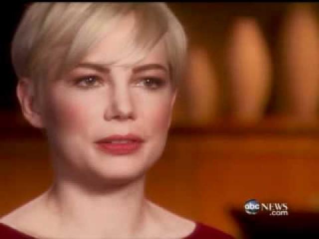 Спустя 10 месяцев после смерти Хита она попыталась дать интервью... Оно прервалось на середине: у актрисы случилась истерика после вопроса журналиста о Леджере.