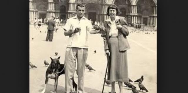 Пара даже разводилась в 1941 году, однако, через четыре года вновь оформила отношения.