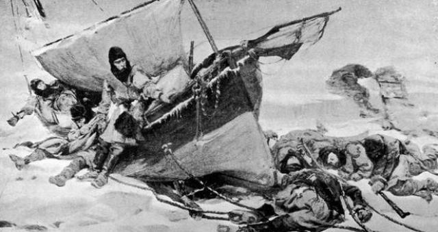 Мумии экспедиции Франклина. В 1845 году экспедиция под руководством Джона Франклина из более чем 100 человек, отправилась на поиски легендарного пути в Азию, но два корабля попросту пропали без вести.