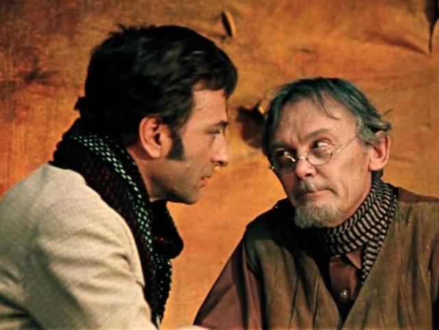 """А вот в """"12 стульях"""" он снялся в роли Варфоломея Коробейникова - просто не смог найти подходящего актера на эту роль."""