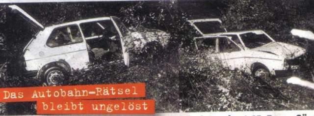 История уже выглядит странной, но новый оборот дело приобрело после вывода экспертов: Штолль скончался не в результате побоев, а был сбит другой машиной в другом месте, после чего его посадили на пассажирское сидение его машины.