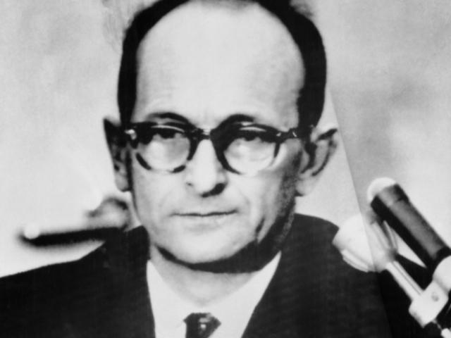 15 декабря 1961 Эйхману зачитали смертный приговор, признав его виновным в преступлениях против еврейского народа, против человечества и военным преступником.