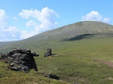 На перевале Дятлова исследователь обнаружил обломки НЛО