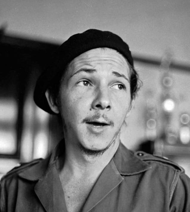 Рауль Кастро , председатель государственного совета Кубы.