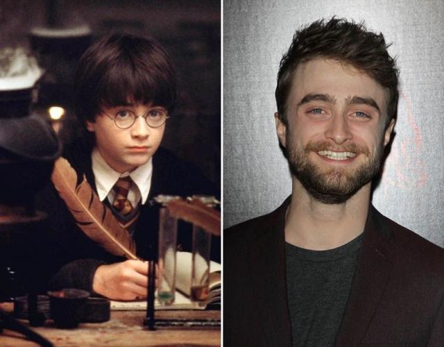 """Дэниэл Рэдклифф , """"Гарри Поттер""""."""