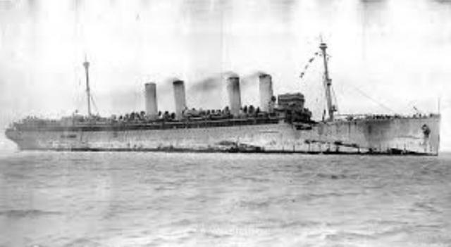 Этот вид кораблей не являлся госпитальным судном в полном смысле этого слова, и не находился под защитой Женевской конвенции.