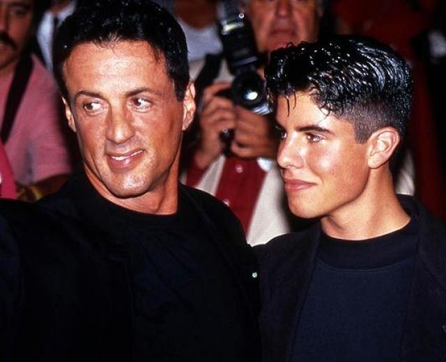 Сильвестр Сталлоне. В середине июля 2012 года умер старший сын актера, 36-летний Сэйдж.