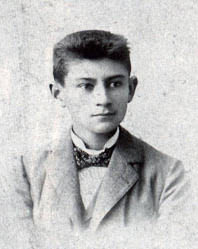 Закончив Пражский Карлов университет, получил степень доктора права, затем поступил на службу чиновником в страховом ведомстве, где и проработал до преждевременного - по болезни - выхода на пенсию в 1922 году. Занимался страхованием травматизма на производстве, выступал по этим делам в судах.
