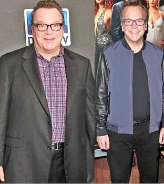 В результате голливудский актер сбросил более 45 кг, не прибегая к помощи хирургов, диетологов и тренеров.