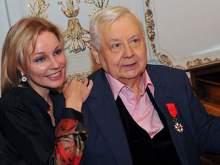 Жена Табакова прервала молчание и рассказала о состоянии его здоровья