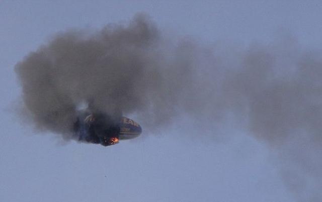 Понимая, что аэростат находится в секундах от катастрофы, Майкл Неранджич сделал свой героический выбор. Зависнув в 2 метрах над землей, он пронзительно крикнул своим пассажирам, приказав покинуть гондолу прыжком на спасительную землю.