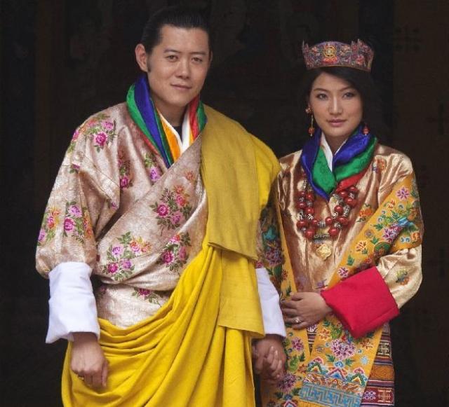 Джигме Кхесар Намгьял Вангчук. Монарх Бутана – самый молодой из нынешних королей мира. Сейчас ему 36 лет.