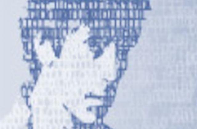 """В логотипе первоначальной версии был нарисован таинственный человек, которого пользователи сети называли """"гость с Фейсбука""""."""