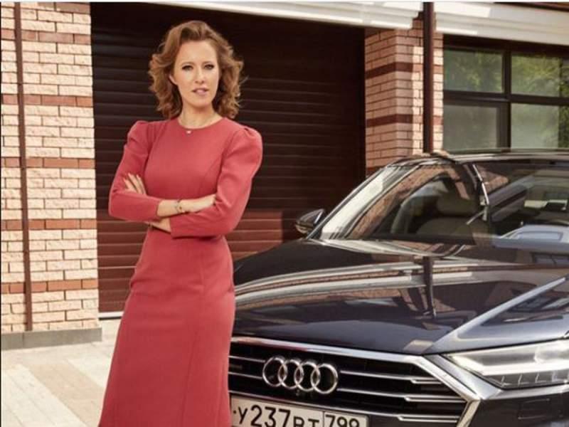 Лишившаяся контракта с Audi Собчак грозит судом СМИ за обвинения в расизме