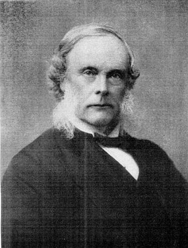 """История компании """"Johnson & Johnson"""" началась с открытия сэра Джозефа Листера, известного английского хирурга, который выявил бактерии в воздухе операционных комнат, вызывающие инфекционные заболевания."""