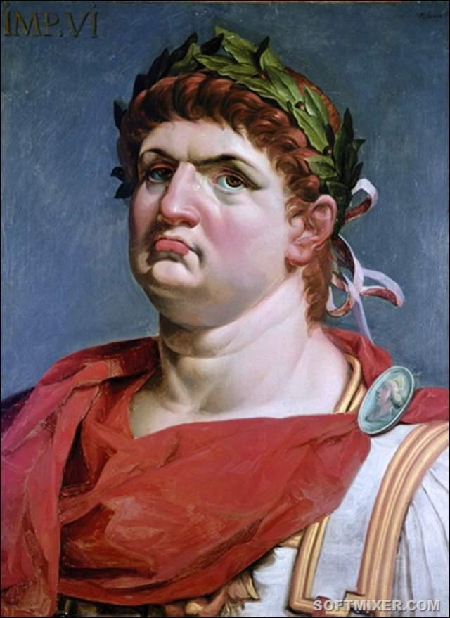 Вместе с новоиспеченной супругой Поппеей они устраивали развратные пиры на целые недели в Золотом дворце. А когда жена умерла, он хотел жениться еще раз на девушке Антонии. Но та отказалась, и он ее убил.