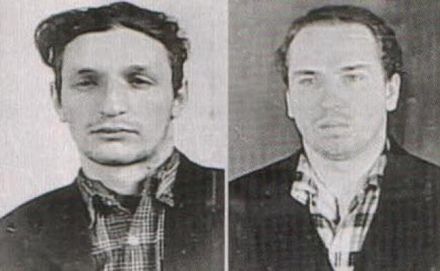 А также их подельников Арнольда Щекалева и Германа Патрушева. На следующий же день их арестовали.