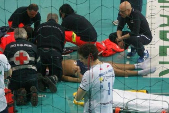 Во время очередного матча Боволента пережил сердечный приступ. Ему удалось на некоторое время сохранить жизнь, но спустя несколько часов он все-таки скончался.