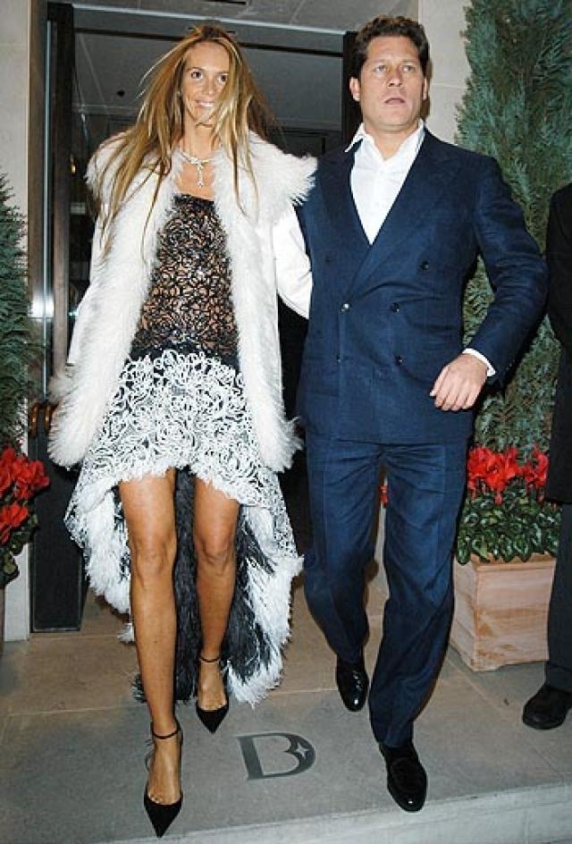 До Соффера Эль была замужем за французским миллиардером Арпадом Бюссоном, от которого родила двоих детей.