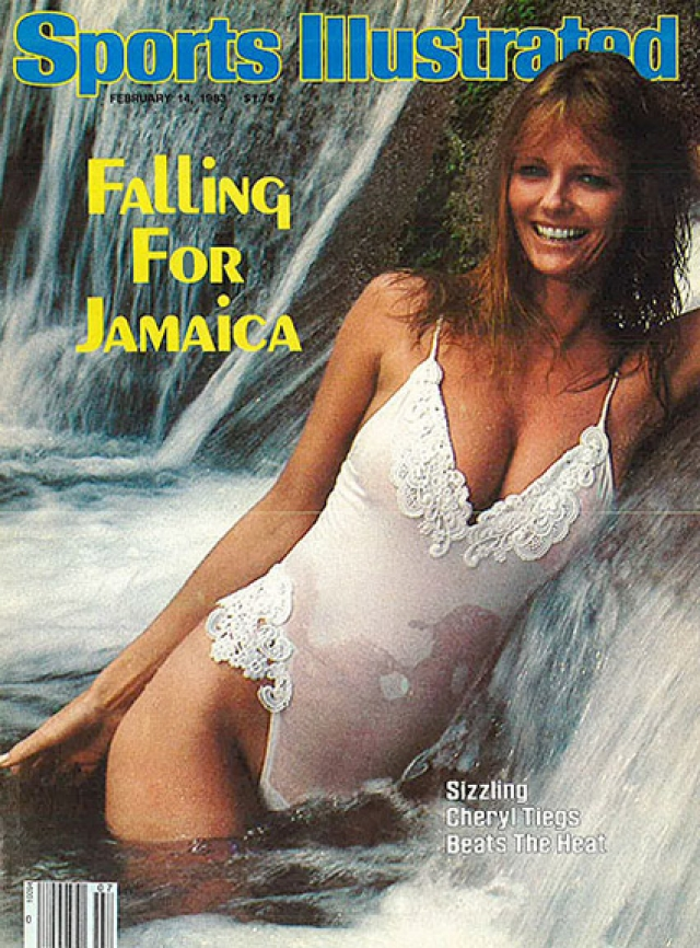 "Ее фотография на страницах ""Sports Illustrated Swimsuit Issue"" стала символом семидесятых годов."