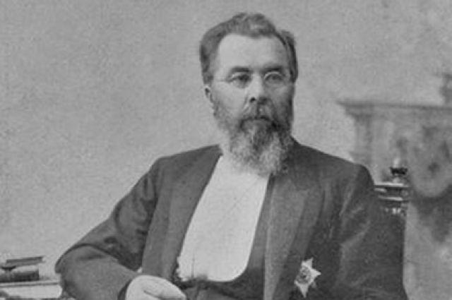 Николай Склифасовский.