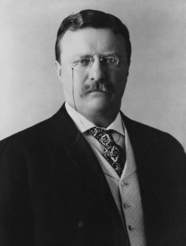 Теодор Рузвельт В 1912 году, когда Рузвельт во время предвыборной кампании собирался выступить с речью перед собравшейся толпой в Милуоки, в него выстрелил некий Джон Шрэнк. Пуля попала в грудь, пробив сначала футляр от очков и лежавшую во внутреннем кармане толстую 50-страничную рукопись с речью, которую Рузвельт намеревался произнести.