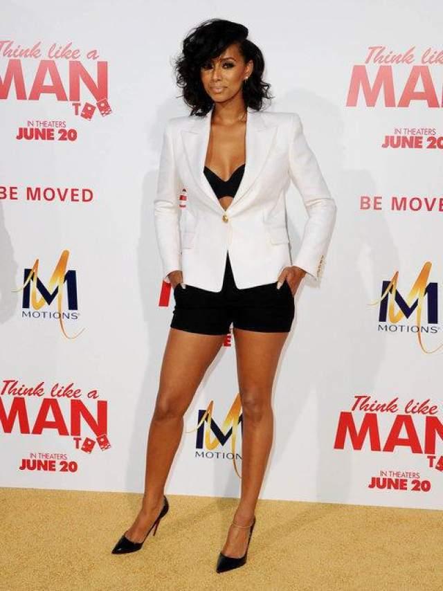 """Кэри Хилсон, """"Думая как мужчина 2"""", премьера в Лос-Анджелесе, 9 июня 2014 года."""