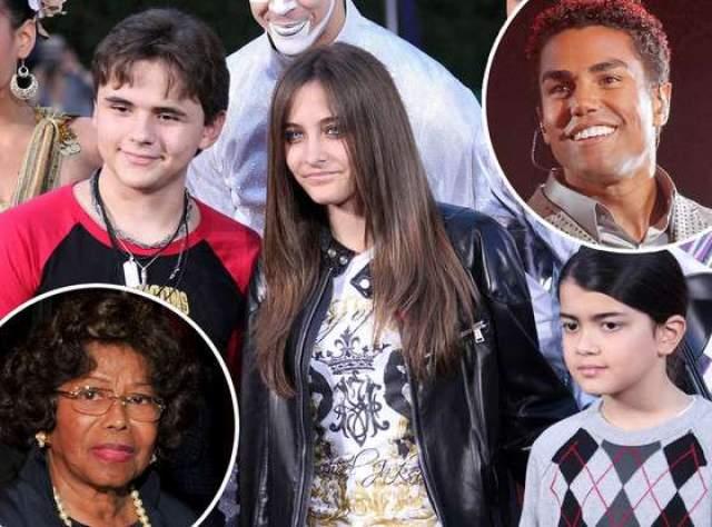 Кэтрин удалось вернуть опекунство, но с тех пор она его делит с племянником Майкла Ти Джеем.