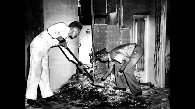 Огонь такой силы неминуемо должен был уничтожить помещение и всю обстановку в нем. Ученые установили главное: женщину никто не поджигал.