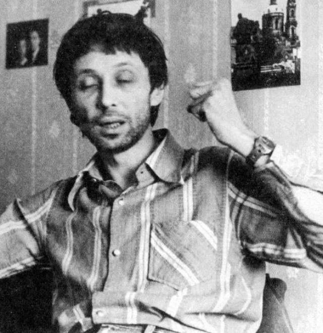 """В 1980 году перед пробами произошел конфликт с руководством студии """"Мосфильм"""", который Даль пережил очень тяжело."""