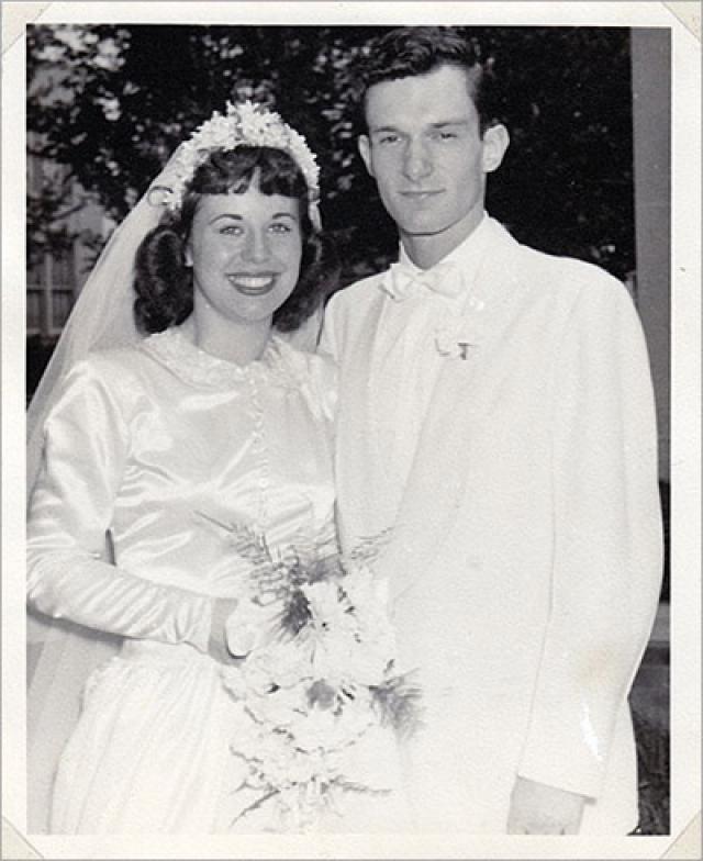Первой женой Хью Хефнера стала Милдред Уильямс . В брак молодые люди вступили еще в 1949 году. В семье появилось двое детей.