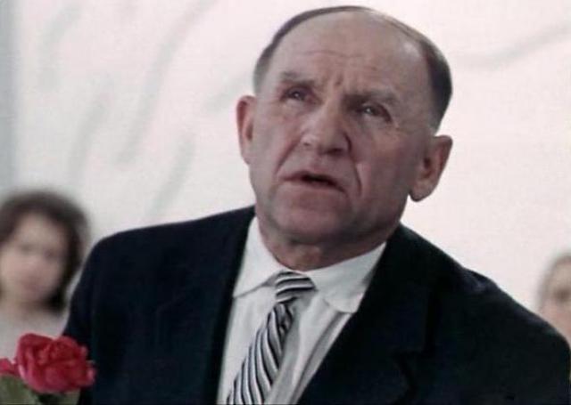 """Николай Парфенов, 1912 - 1999. Мастер эпизода сыграл более чем в 130 фильмах. Среди его работ роли в """"Берегись автомобиля"""", """"Семь стариков и одна девушка"""", """"Где находится нофелет?""""."""