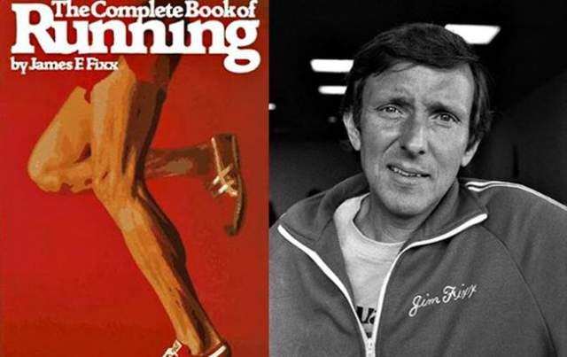 """Джеймс """"Джим"""" Фикс: умер во время утренней пробежки. Онстоял в основе развития тренда """"оздоровительных пробежек"""". Опубликовали несколько книг о фитнесе, включая известную """"The Complete Book of Running""""."""