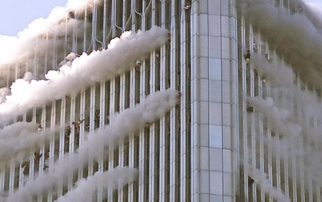 Остальные - из-за пожара и обрушения здания.