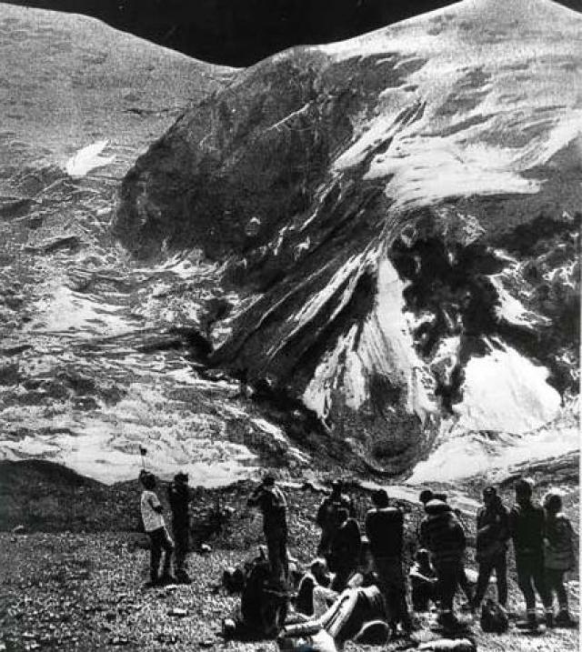 Никто даже не догадывался, что именно в этот день землетрясение сдвинет снежный склон на высоте более 6000 м, а на его пути окажется альпинистский лагерь.