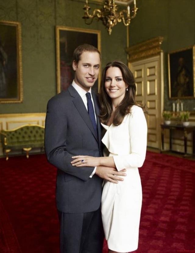 Позже Кейт переехала в Кларенс-хаус - резиденцию принца Уэльского в Лондоне.