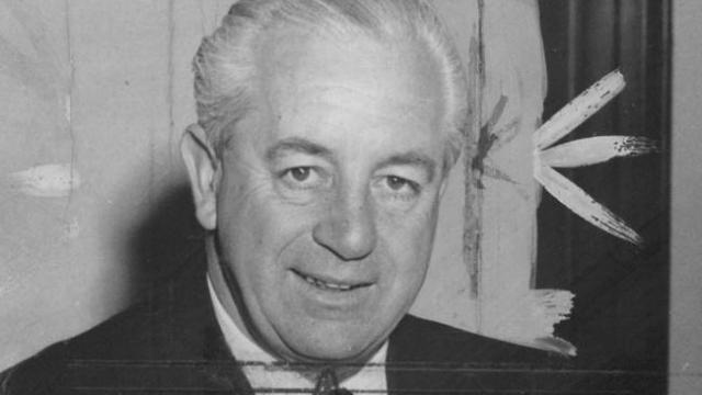 Гарольд Холт. Премьер-министр Австралии в 1966-67 годах исчез 17 декабря 1967 года.