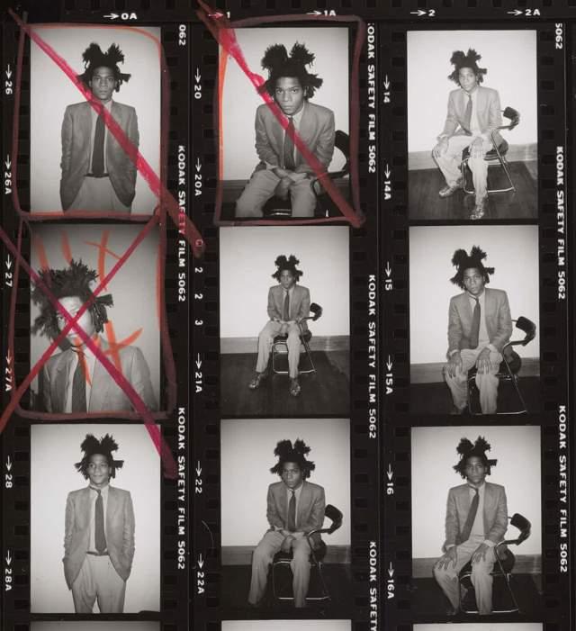 Жан-Мишель Баския, 1960-1988. Американский художник, прославившийся как граффити-художник в Нью-Йорке, а в 1980-х годах стал успешным неоэкспрессионистом.