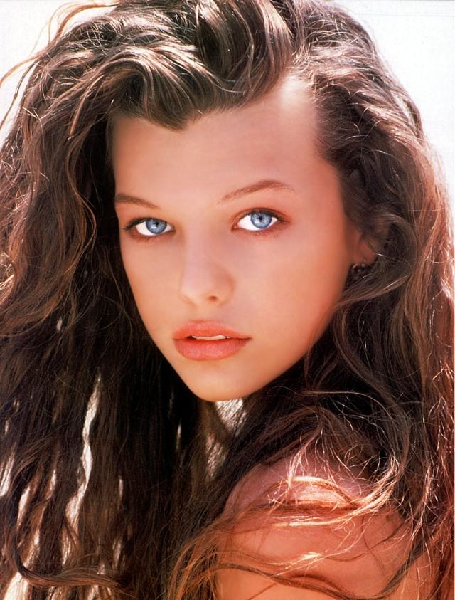 Эта история и проложила Милле дорогу в модельный бизнес: в этот год она появилась на обложках 15 журналов.