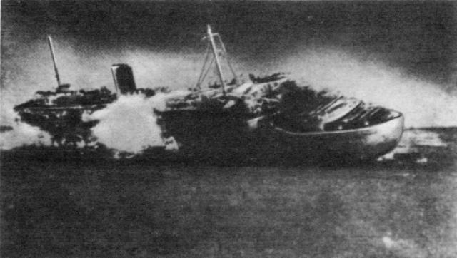 """30 января 1945 года С-13 под его командованием уже потопила гордость немецкого флота – 9-палубный океанский лайнер """"Вильгельм Густлофф"""" водоизмещением 25484 тонны, на борту которого находилось свыше 8 тыс. человек."""