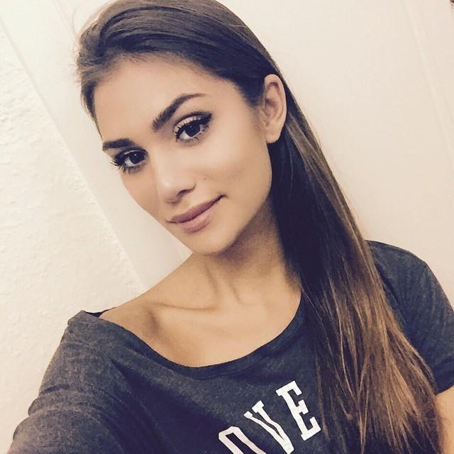 Анастасия Шубская - дочь актрисы Веры Глаголевой также подалась в шоу-бизнес, занявшись актерской деятельностью и работая моделью.