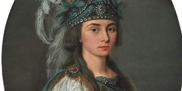 Летом 1787 года в новом, перестроенном здании театра в усадьбе Шереметьевых Кусково на её спектакле присутствовала Екатерина II. Императрица была под таким впечатлением от игры крепостной, что подарила ей алмазный перстень. Поклонником её таланта был и польский король Август Понятовский.
