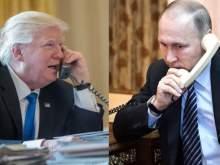 Путин поблагодарил Трампа и ЦРУ за помощь в предотвращении терактов в Петербурге